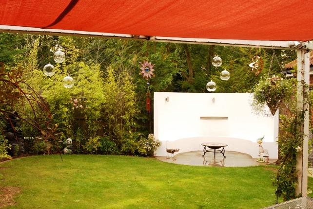 Shinfield, Modern Canopy Garden