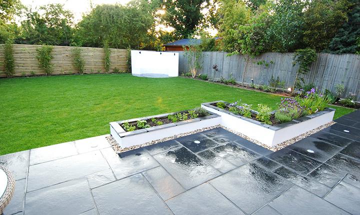 Twford family garden dream gardens for Family garden designs